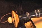 Musette Bechonnet in G, balggeblasen, Detail 2: Vorschaubild