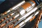 Master Set Uilleann Pipes in D, Detail 1: Vorschaubild