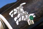 """Musette Berrychonne in G, """"Hund"""", Detail 2: Vorschaubild"""