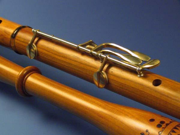 Grande Bourbonnaise in tief G, Detail 2: Großansicht
