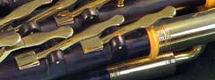 Full Set Uilleann Pipes in Cis, 'Coyne': Vorschaubild
